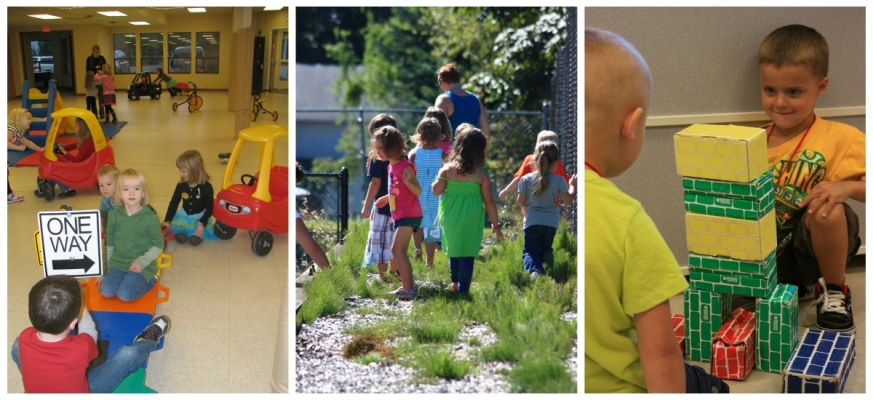 Fun Play at Elim Christian Preschool in Lake Stevens